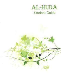AlHuda_Student_Guide_AHP